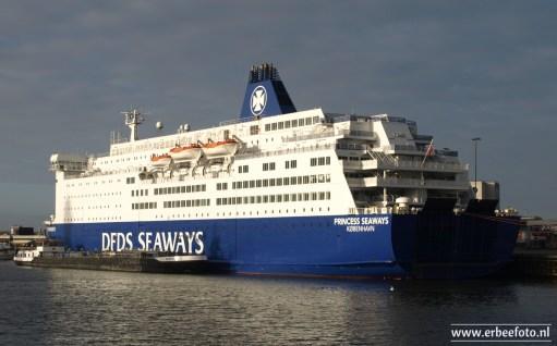 DFD SeaWays - IJmuiden