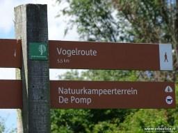 Kollumerwaard - Vogelroute