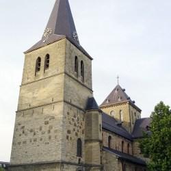 Sint-Pancratiuskerk Heerlen Avondzon