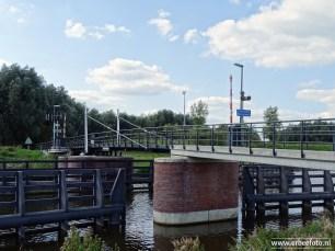 Fietsbrug Hoogkerk 01