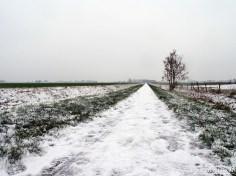 Sneeuw Noordhorn 07
