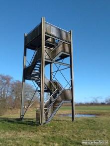 Uitkijktoren bij het Stort (Aduard)