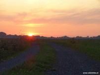 Zonsondergang (Oude Dijk)