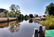 Reitdiep, Groningen, Woldringlocatie