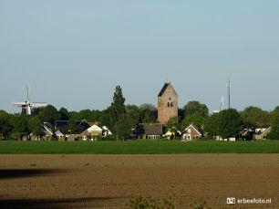 Zicht op Oldehove, Westerkwartier