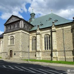 St. Salvatoriskerk Clausthal-Zellerfeld