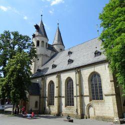Jacobikirche Golar, de Harz, Duitsland