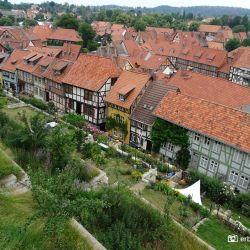 Quedlinburg Schloss - St Servatii