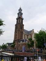 Amsterdam, Westertoren (Westerkerk)