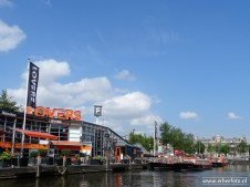 Lovers Canal Cruises, Grachten, Amsterdam (rondvaart Lovers)