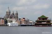 Het IJ, Amsterdam (rondvaart Lovers)