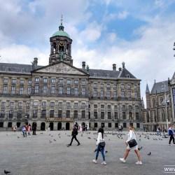 Dam Amsterdam, Paleis op de Dam