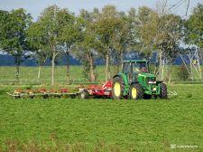 Tractor Grasschudden Ezinge