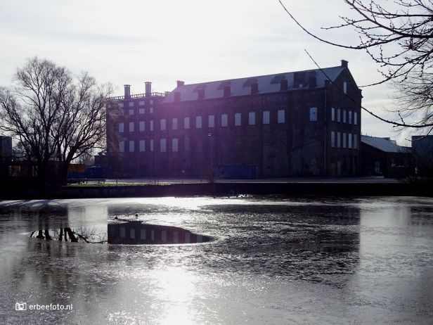 Strokartonfabriek De Halm Hoogkerk