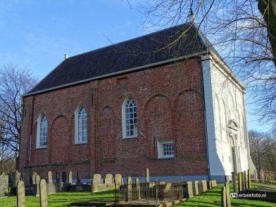 Hervormde Kerk Finsterwolde (geen toren)