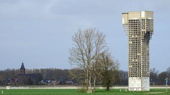 Luchtwachttoren Warfhuizen