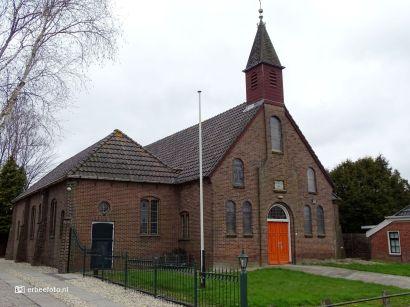 Voormalige Gereformeerde Kerk Kruisweg