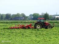 Boer Grasschudden Tractor