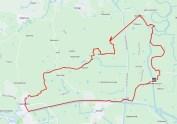 20210613 - Wierumerschouw Hekkum route