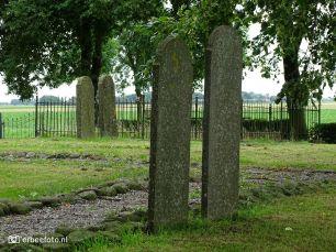 Klein Maarslag - Historische Begraafplaats