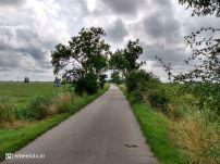 Betonweg richting Schilligeham