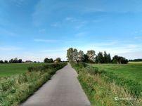 Onderweg - fietsen leekstermeer