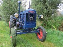 Ploegen met Paarden en Klassieke Tractoren Verhildersum 25