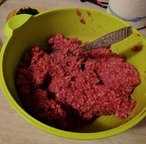 ingrediente burgeri vegani