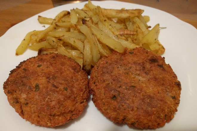 burgeri de vita vegani