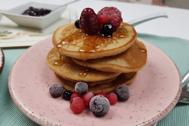 pancakes vegane