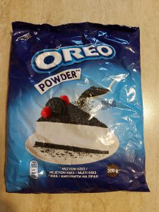 Oreo powder pentru blat