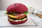 chifla burger vegan