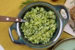 salata de dovlecei cu usturoi