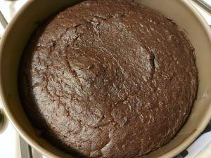 brownie la cuptor