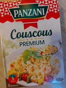 cous cous panzani