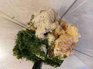 ingrediente crema de tofu cu marar