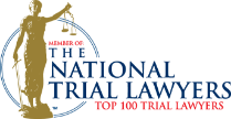 Top 100 Trial Lawyers Badge