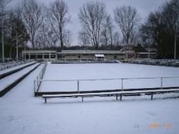 Schnee wie diesen gibt es nicht mehr - wir haben ein Dach.