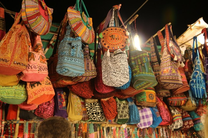 Shopping bazaars of Mysore