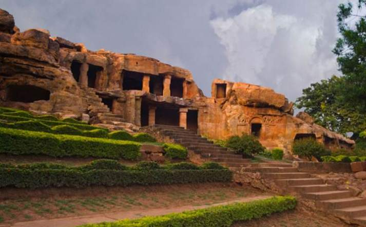 Udayagiri Caves, Orissa