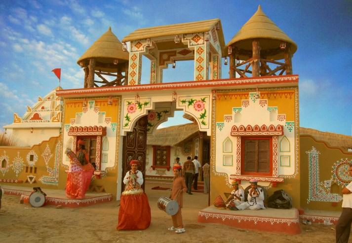 Chowki-Dhani Jaipur