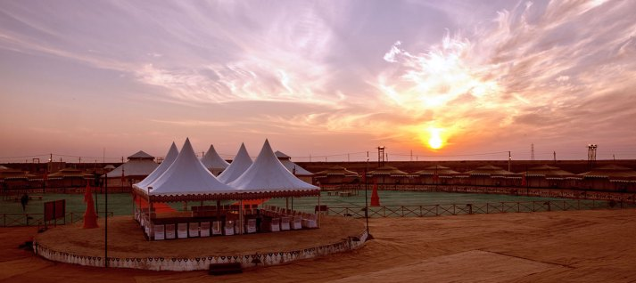 The great ran of Kutch, Gujarat