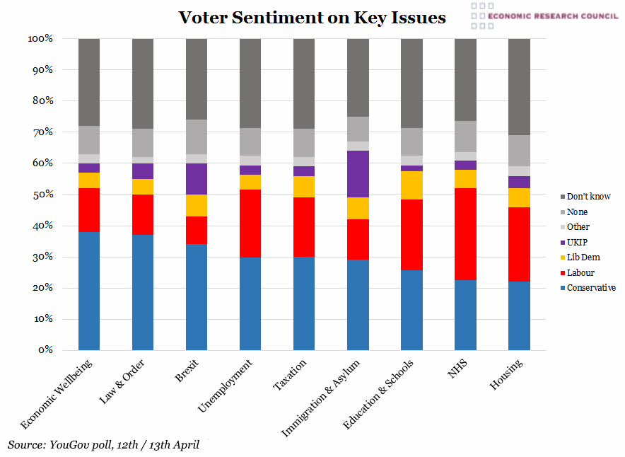 UK Voter Sentiment on Key Issues
