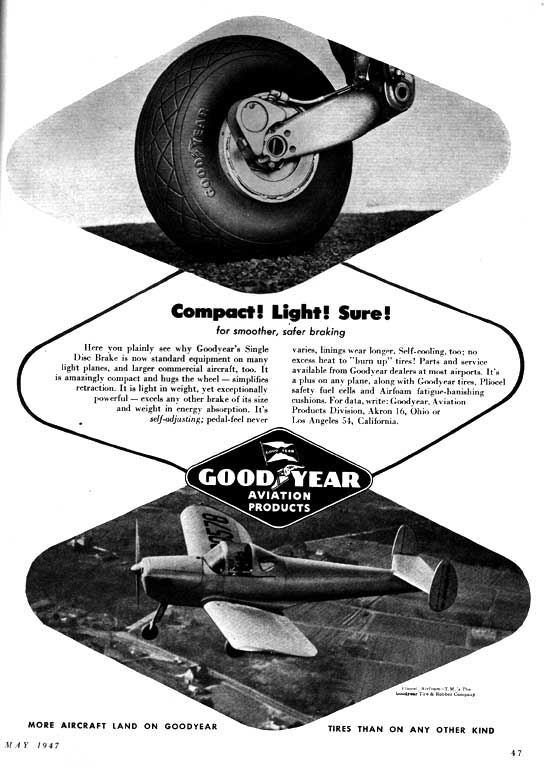 Other Ads from the 1940s  ercoupecom