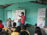 e-panday storytelling session at Baseco