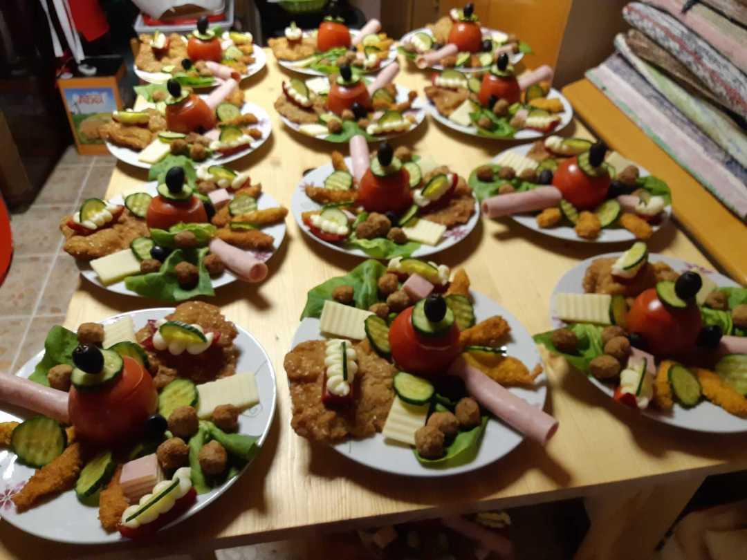 Tradicionális ételek