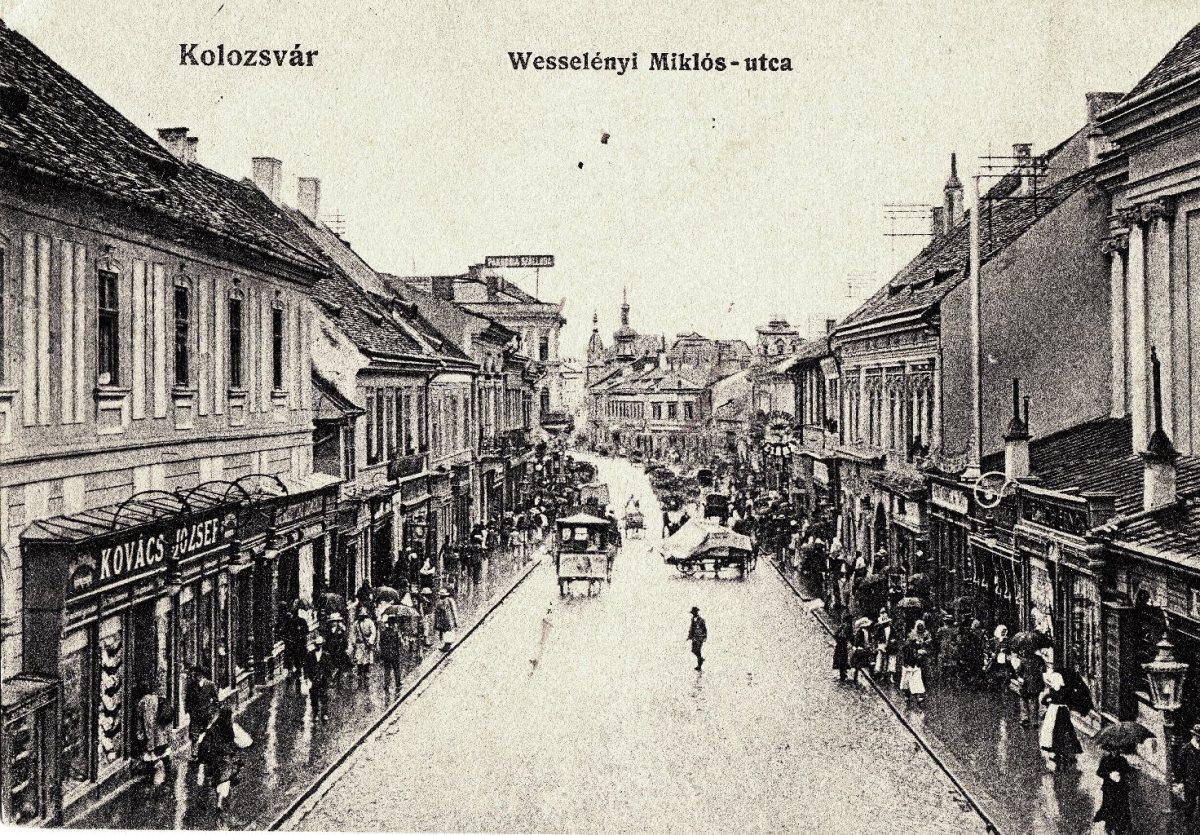 Kolozsvár a századfordulón