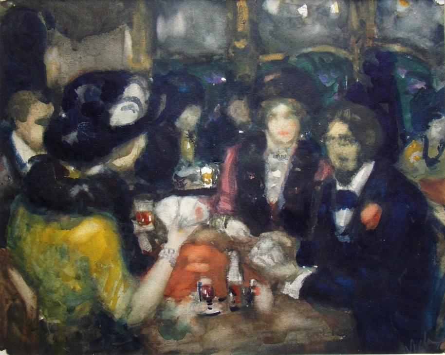 """""""Ez az élet, amely művészeknek van teremtve egyedül""""  Vida Árpád Párizsban (1910−1911)"""