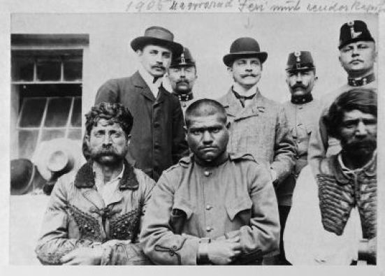 a-nagyvaradi-rendorseg-munka-kozben-1905-kozepen-gero-armin-rendorfokapitany