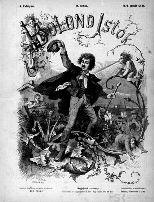 Bolond_Istók_1891._46.szám.